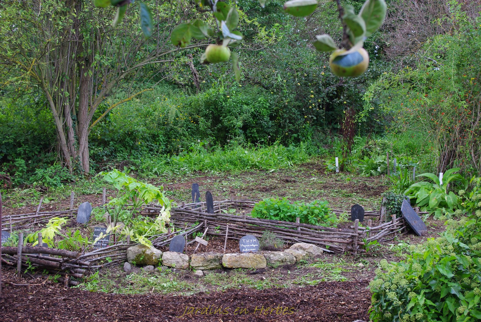 Jardins en aux jardins for Aux jardins